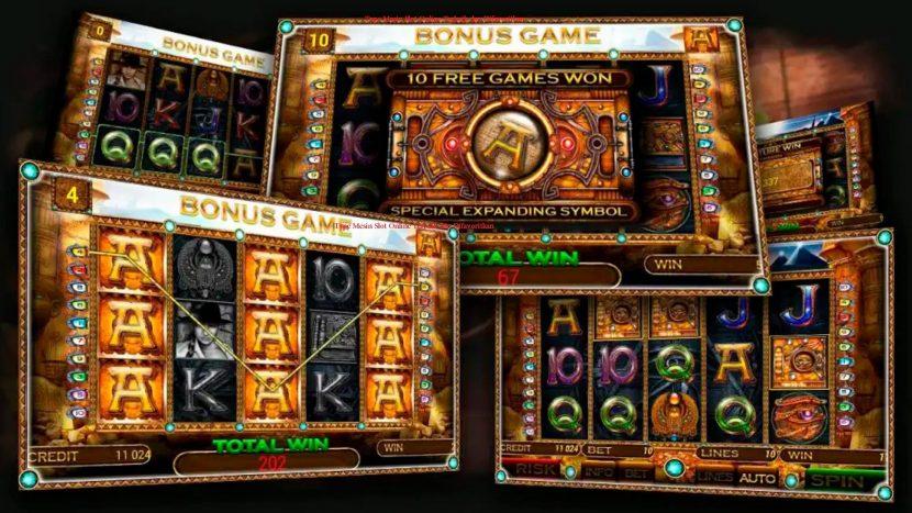 Type Mesin Slot Online Terbaik dan Difavoritkan
